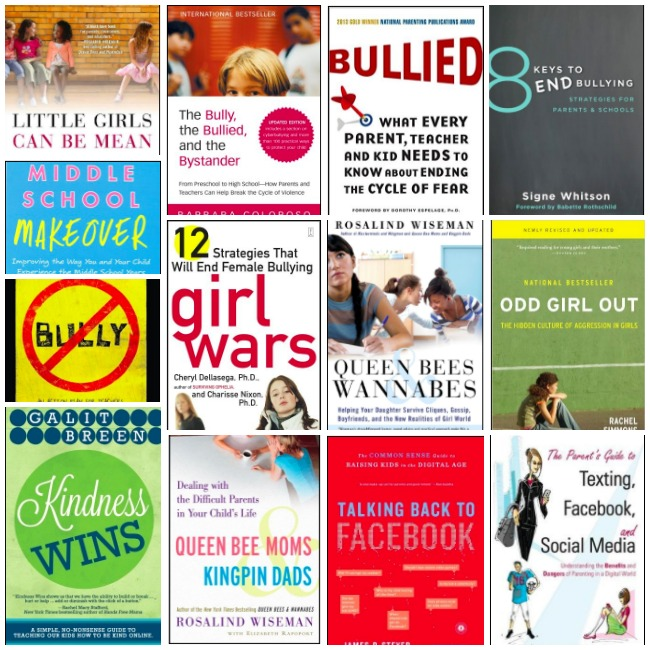 recommended books for anti bullying