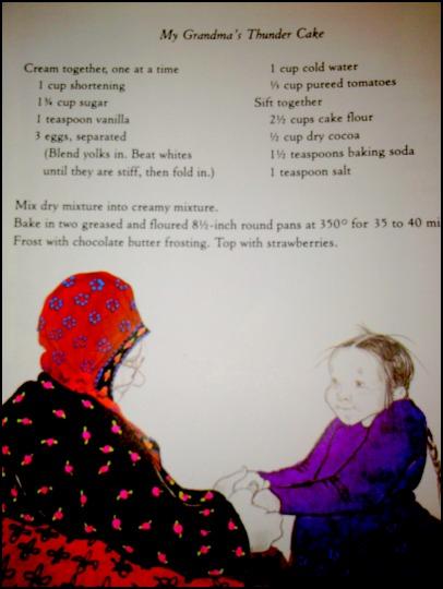 Chocolate Thunder Cake Recipe