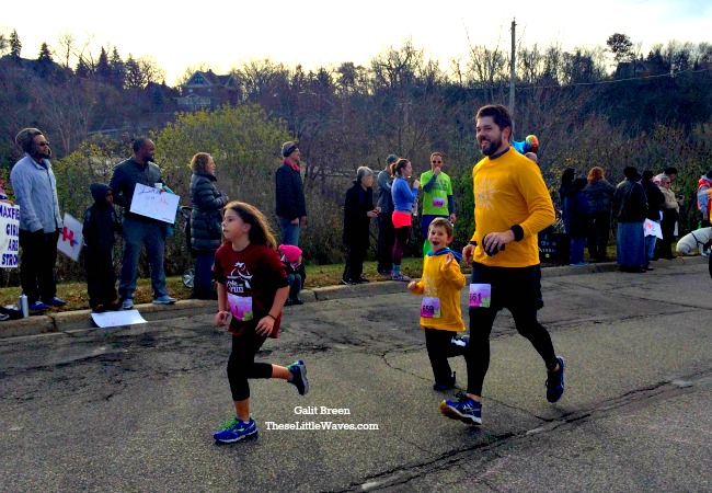 a 5k that kids can run