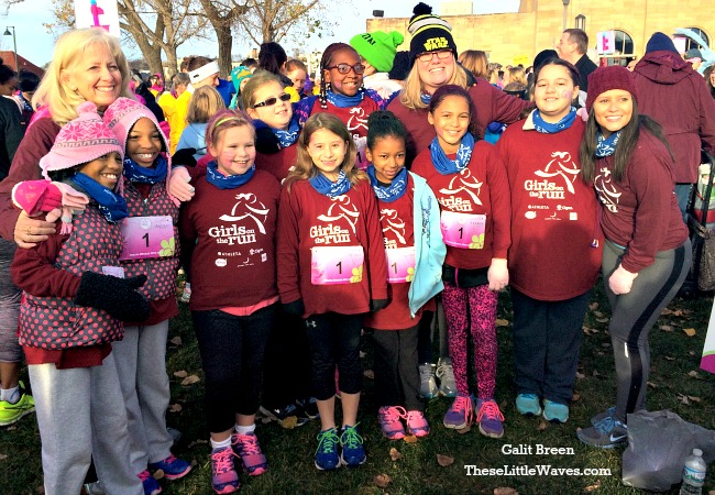running club for kids